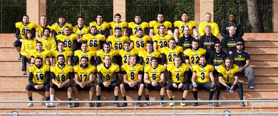 Valencia Firebats American Football Club